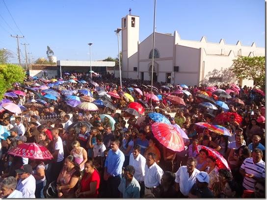 Festa 2013 - São Francisco de Assis - Paróquia do Junco (35)
