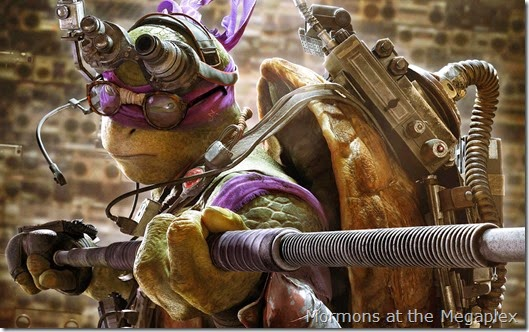 Teenage Mutant Ninja Turtles - Donnie