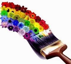 Мир позитива - яркие краски