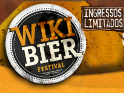 WikiBier Festival - Curitiba