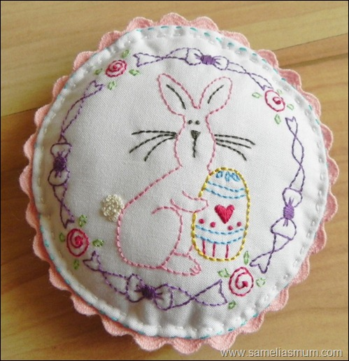 Hippity Hop Bunny