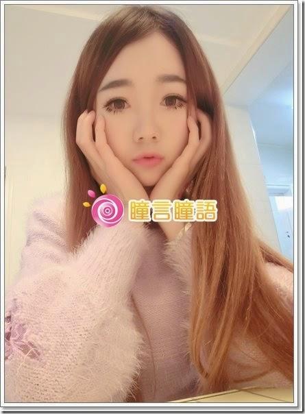 小雪Kimaomi分享-Fairy月拋 Fairy Queen Gray 女王灰 超級好看~