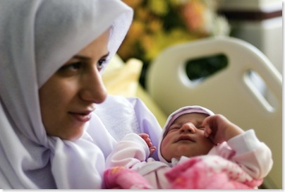 new-baby-mom