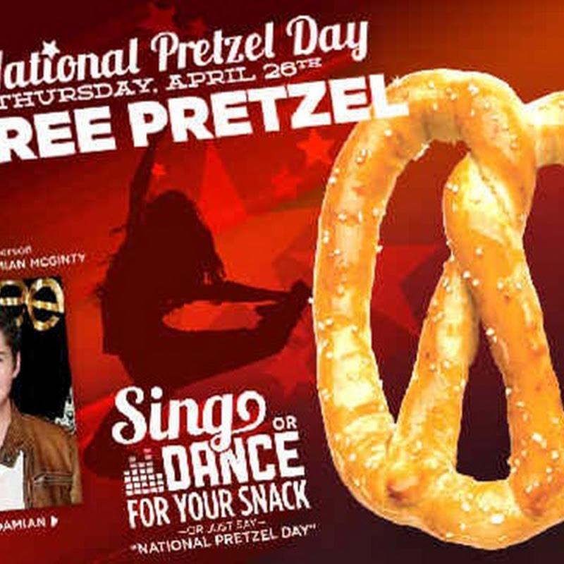 Día Nacional del Pretzel