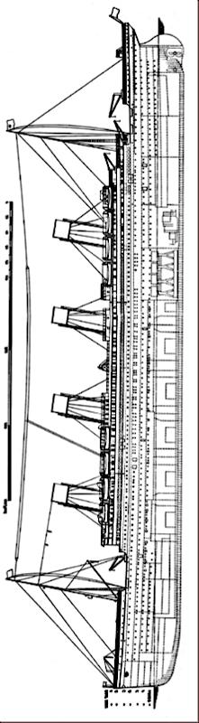 Titanic_side_plan_1911