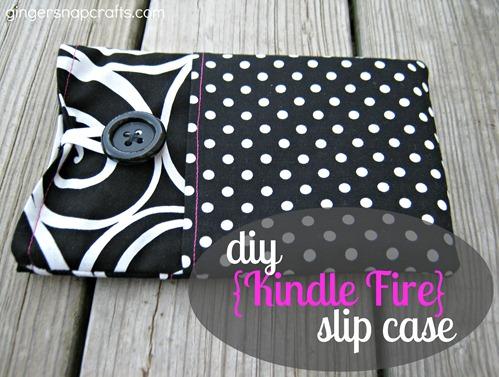 kindle fire slip case
