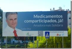 Candidato do PSD dá tudo para ser eleito.Ago.2013