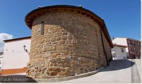 Ermita románica de San Román - Villatuerta - Tierra Estella