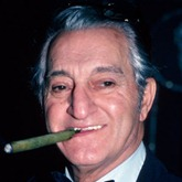 Danny Thomas cameo Smoking Cigar