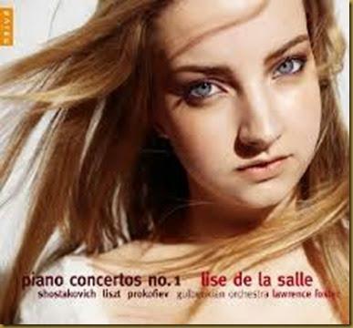 De la Salle Liszt Prokofiev Shostakovich