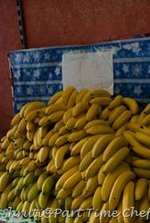 Zurich Market bananas