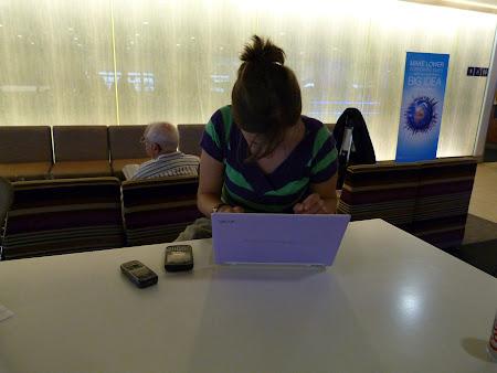 Ana Smadeanu la Londra