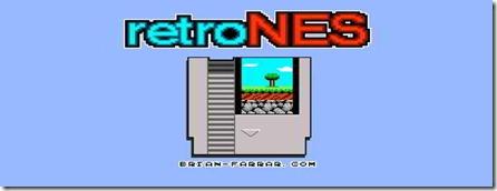 RetroNes-Minecraft-logo
