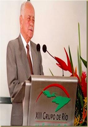 CP1CL - Dr. Hugo Banzer,ex presidente de Bolivia
