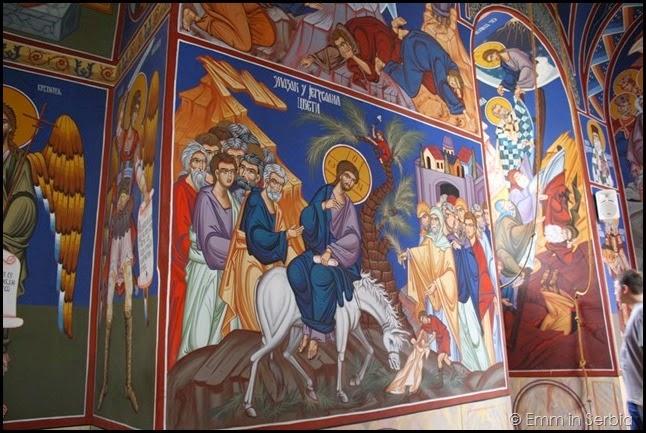 Velika Remeta monastery, Fruška Gora