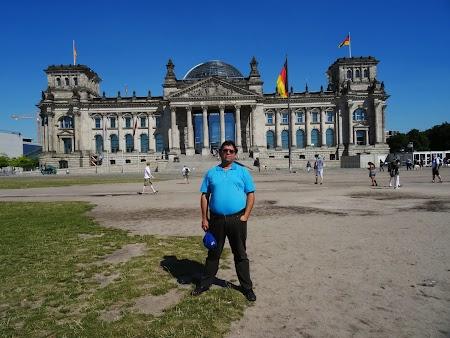 Obiective turistice Berlin: Bundestag