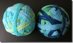 Lollipop Yarns - Beach Baby and Waterfall
