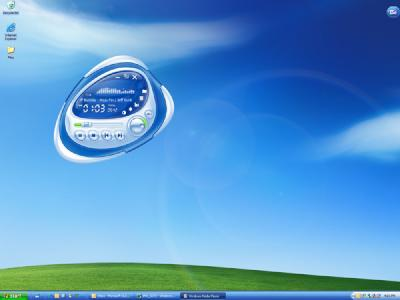 Windows XP Theme - Energy Blue