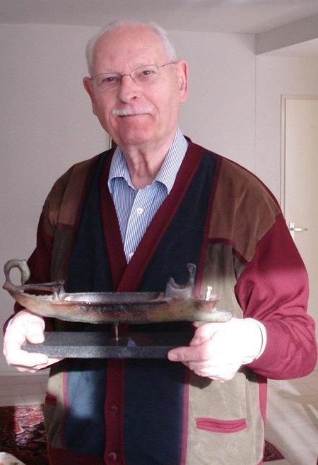Ο Ολλανδός φιλέλληνας που χρηματοδότησε την Εταιρεία Μελετών Προϊστορικής Κεφαλληνίας