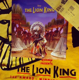 Lion King The Musical 2