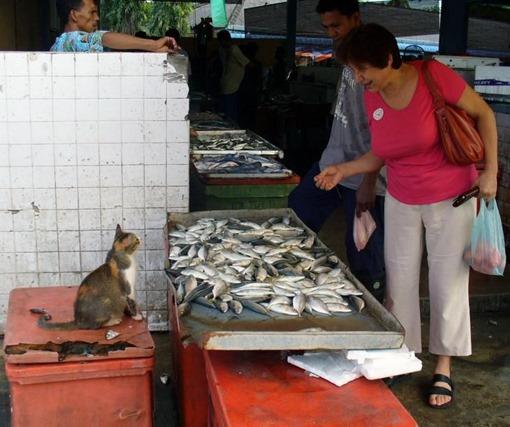 Отец рыбку ловит, а я продаю!