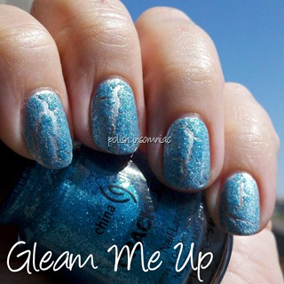 China Glaze Gleam Me Up