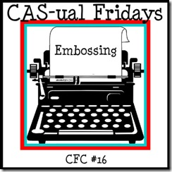 CFC16 - Embossing Graphic