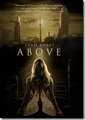book cover of Above by Leah Bobet