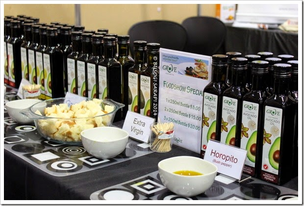 Good Food and Wine Show 2014 - Grove Avocado Oil © BUSOG! SARAP! 2014