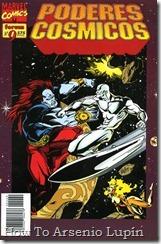 P00059 - Silver Surfer -  -  - Poderes Cosmicos v3 #98