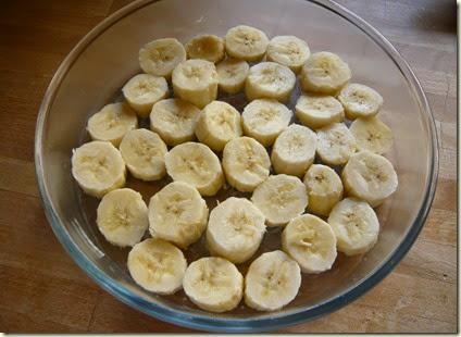 banana clafoutis