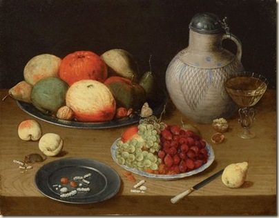 Georg Flegel, Nature morte à la cruche