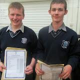 Kelvin Carr, Shaun O' Doherty.JPG