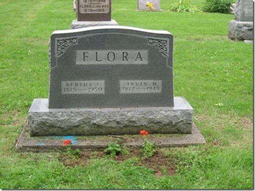 irvin flora