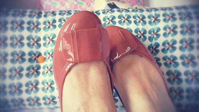 chaussure jb martin marron