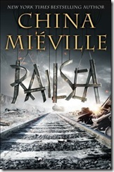 book cover of Railsea by China Mieville