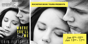 {Interview+Giveaway} Where You'll Find me by Erin Fletcher