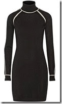 Karl Lagerfeld Cashmere Knit Sweater Dress