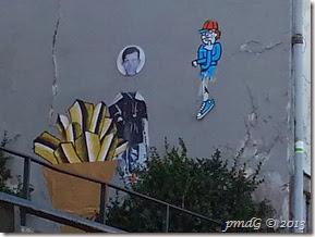 StreetArt ... Stromae