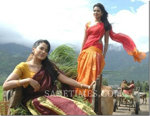 Sameera Reddy Amala Paul Vettai Movie Stills