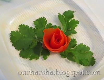 My Hobbies::: Tomato Rose