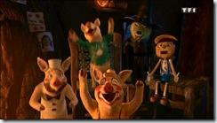 les amis de Shrek