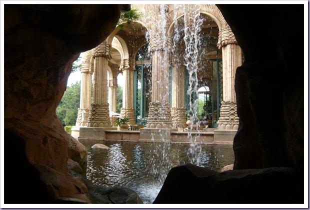 The-Palace-of-the-Lost-City-Sun-City-África-do-Sul-Caminho-para-Piscina