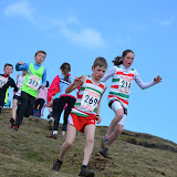 Rivington Pike 2013 U8, U10 & U12 race