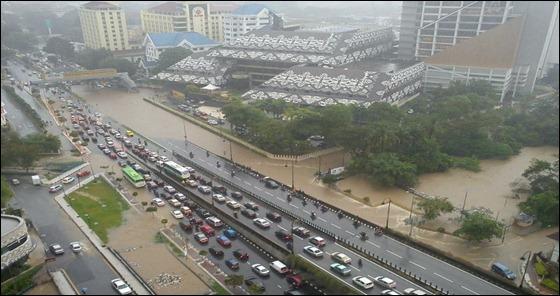 banjir kl