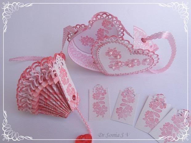 Heart shaped box 6