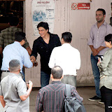 On the sets of Chennai Express