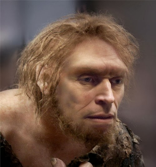 Neanderthal Willem Dafoe