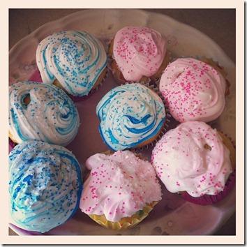 Keandra's cupcakes