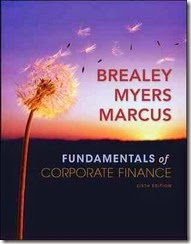 Solution Manual for Fundamentals of Corporate Finance 6th Edition Richard A Brealey Stewart C Myers Alan J. Marcus